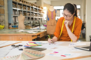 fashion designing in mount carmel college through management quota